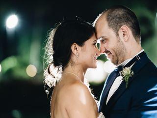 Le nozze di Alessandra e Fabrizio