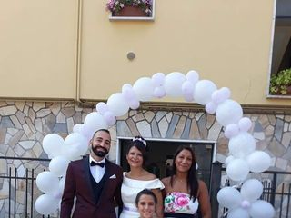 Le nozze di Enza e Azis  2