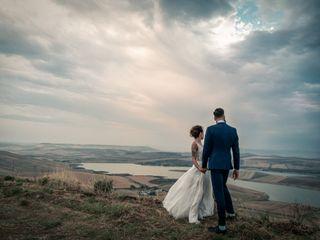 Le nozze di Cinzia e Antonio