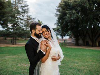 Le nozze di Maria Sole e Alessio
