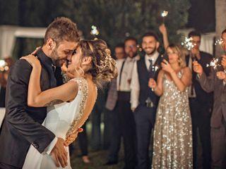 Le nozze di Roberta Ilaria e Michael
