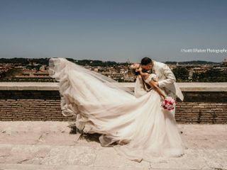 Le nozze di Ilaria e Dario 1