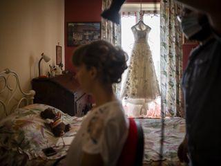 Le nozze di Francesca e Luca 1
