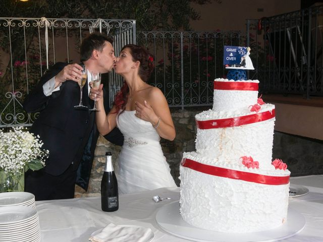 Il matrimonio di Emanuel e Claudia a San Marino, San Marino 8