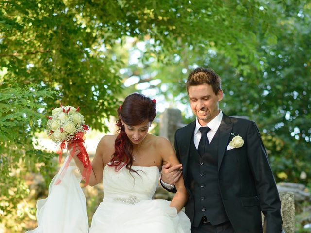 Il matrimonio di Emanuel e Claudia a San Marino, San Marino 19