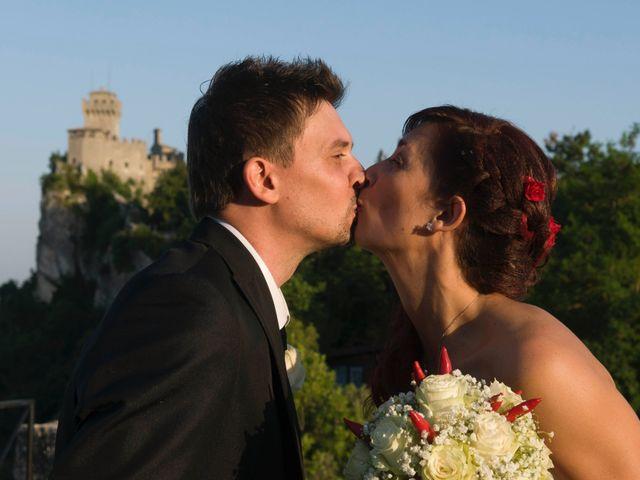 Il matrimonio di Emanuel e Claudia a San Marino, San Marino 21