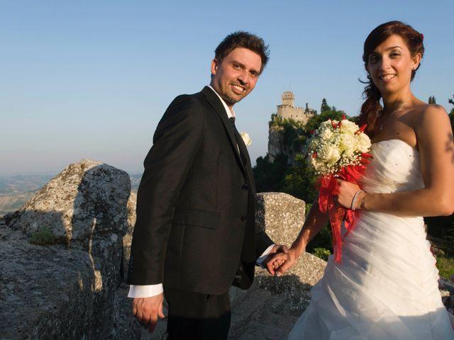 Il matrimonio di Emanuel e Claudia a San Marino, San Marino 22
