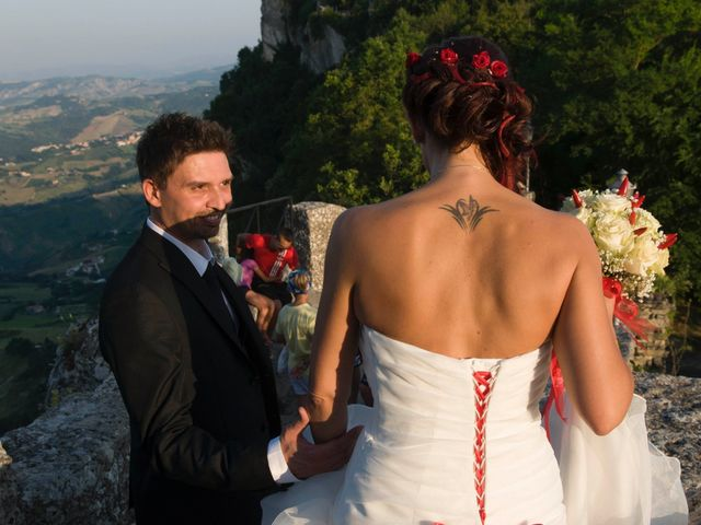 Il matrimonio di Emanuel e Claudia a San Marino, San Marino 23