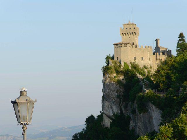 Il matrimonio di Emanuel e Claudia a San Marino, San Marino 24