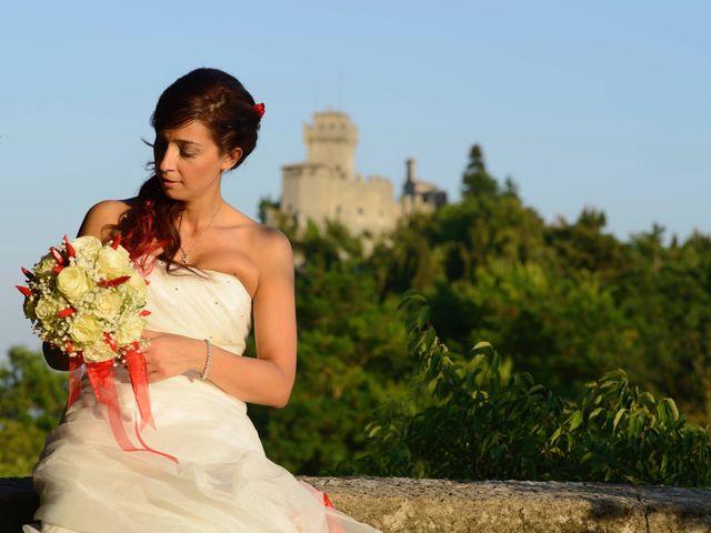 Il matrimonio di Emanuel e Claudia a San Marino, San Marino 26