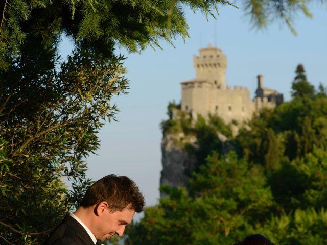 Il matrimonio di Emanuel e Claudia a San Marino, San Marino 27