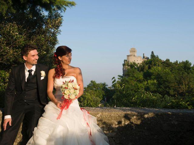 Il matrimonio di Emanuel e Claudia a San Marino, San Marino 28