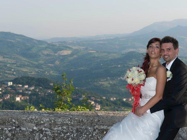 Il matrimonio di Emanuel e Claudia a San Marino, San Marino 29