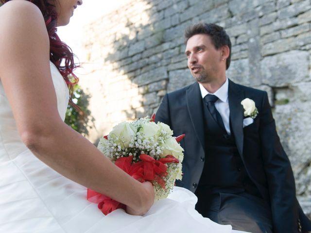 Il matrimonio di Emanuel e Claudia a San Marino, San Marino 36