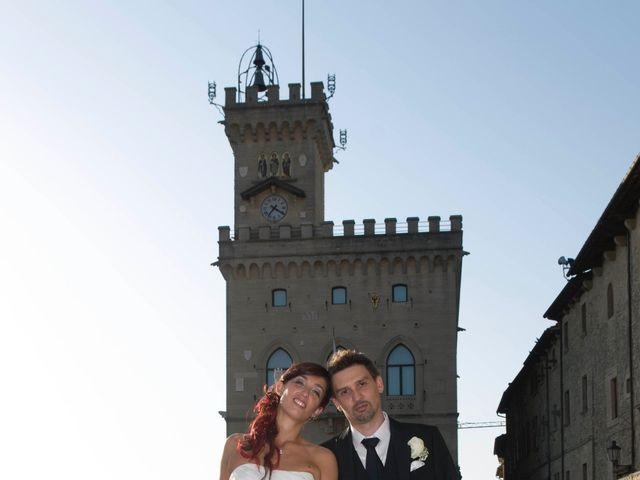Il matrimonio di Emanuel e Claudia a San Marino, San Marino 38