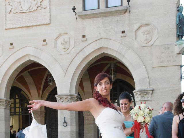 Il matrimonio di Emanuel e Claudia a San Marino, San Marino 41