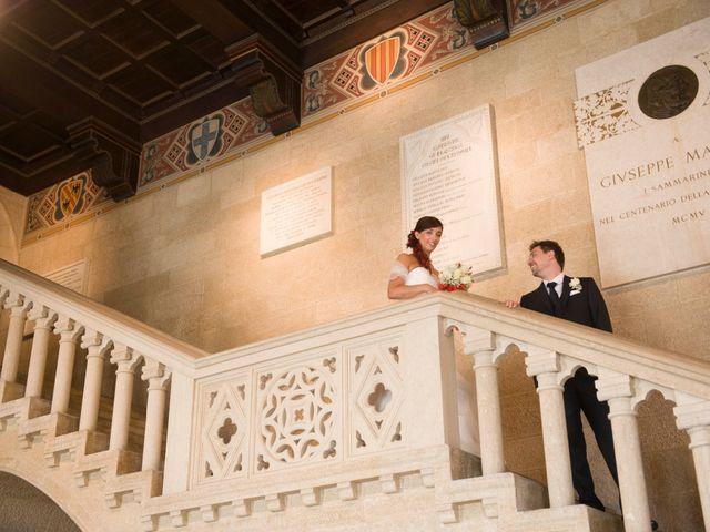 Il matrimonio di Emanuel e Claudia a San Marino, San Marino 45
