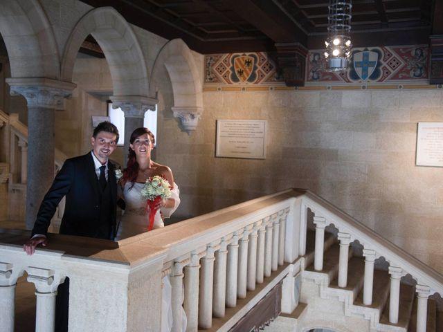 Il matrimonio di Emanuel e Claudia a San Marino, San Marino 46