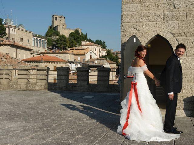 Il matrimonio di Emanuel e Claudia a San Marino, San Marino 49
