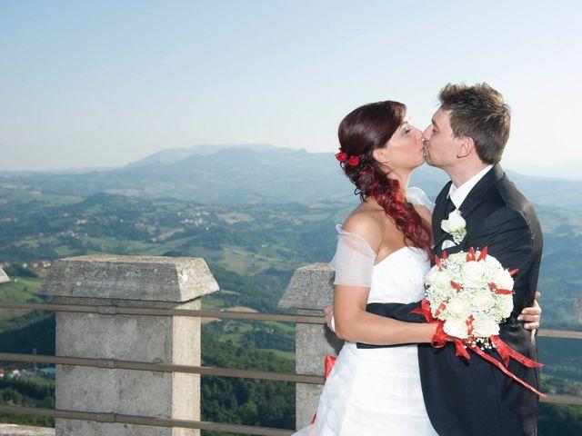 Il matrimonio di Emanuel e Claudia a San Marino, San Marino 50