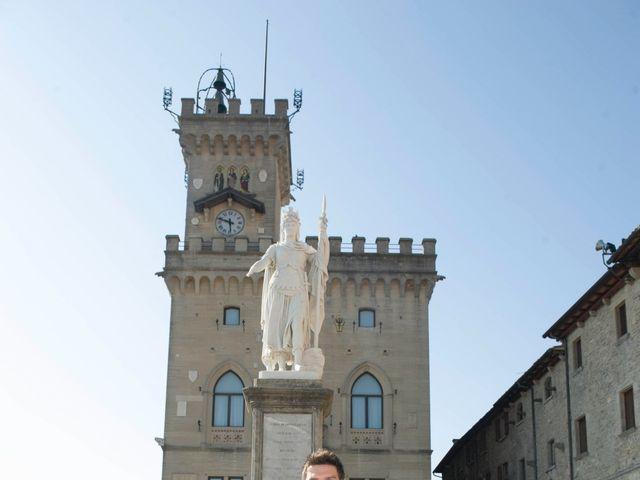 Il matrimonio di Emanuel e Claudia a San Marino, San Marino 54