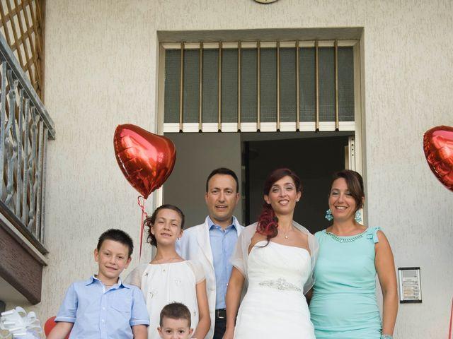 Il matrimonio di Emanuel e Claudia a San Marino, San Marino 57