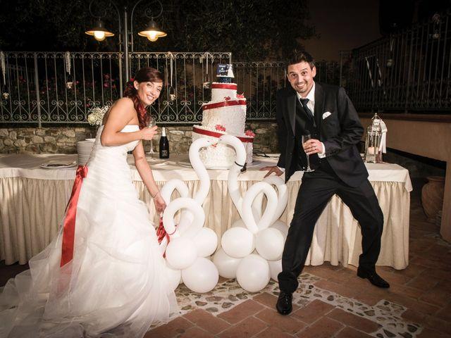 Il matrimonio di Emanuel e Claudia a San Marino, San Marino 62