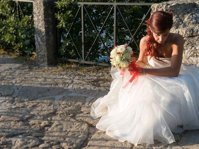 Il matrimonio di Emanuel e Claudia a San Marino, San Marino 1