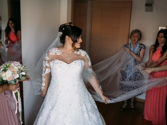 Il matrimonio di Dino e Rosa a Cesena, Forlì-Cesena 21