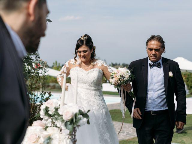 Il matrimonio di Dino e Rosa a Cesena, Forlì-Cesena 37