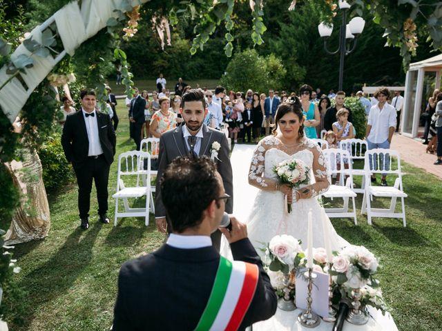 Il matrimonio di Dino e Rosa a Cesena, Forlì-Cesena 40