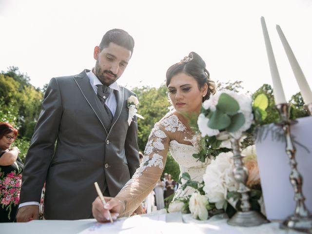 Il matrimonio di Dino e Rosa a Cesena, Forlì-Cesena 49