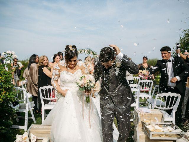 Il matrimonio di Dino e Rosa a Cesena, Forlì-Cesena 50