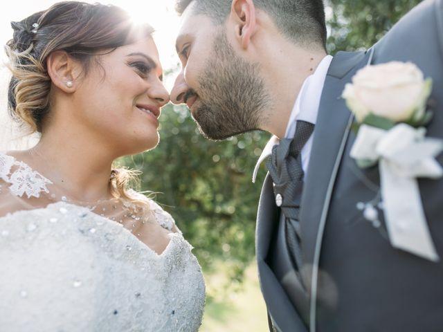 Le nozze di Rosa e Dino