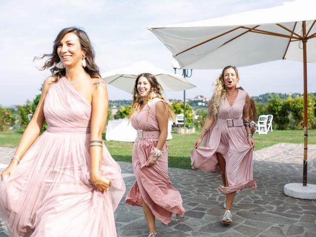 Il matrimonio di Dino e Rosa a Cesena, Forlì-Cesena 70