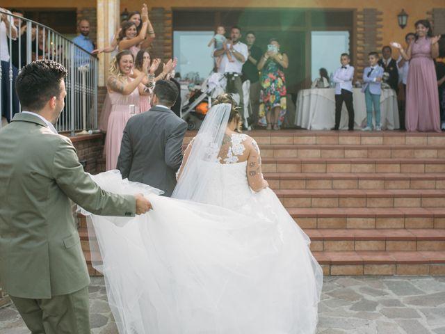 Il matrimonio di Dino e Rosa a Cesena, Forlì-Cesena 73
