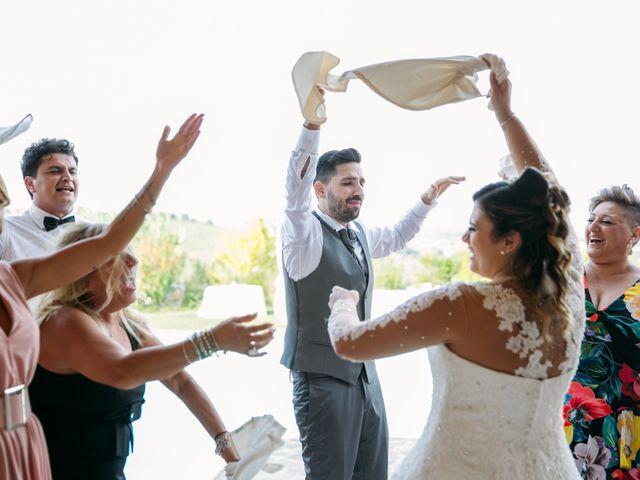 Il matrimonio di Dino e Rosa a Cesena, Forlì-Cesena 89