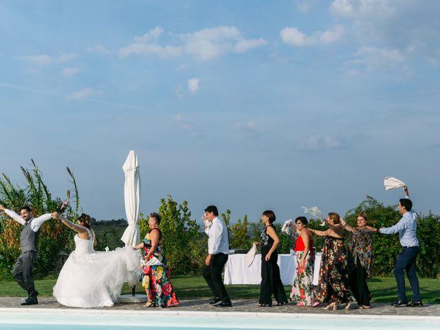 Il matrimonio di Dino e Rosa a Cesena, Forlì-Cesena 90