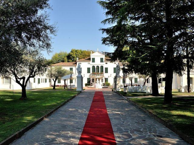 Il matrimonio di Stefano e Carlotta a Monastier di Treviso, Treviso 1