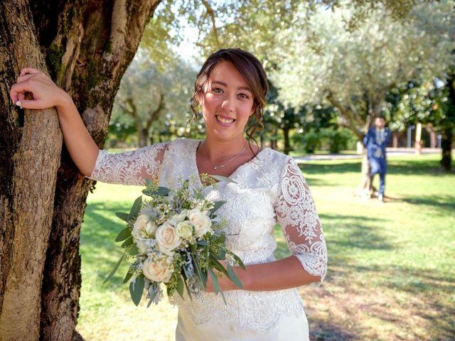 Il matrimonio di Stefano e Carlotta a Monastier di Treviso, Treviso 17