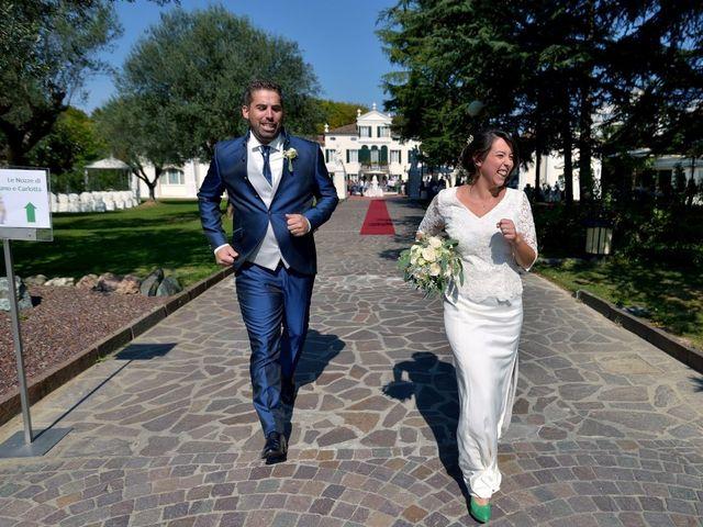 Il matrimonio di Stefano e Carlotta a Monastier di Treviso, Treviso 20