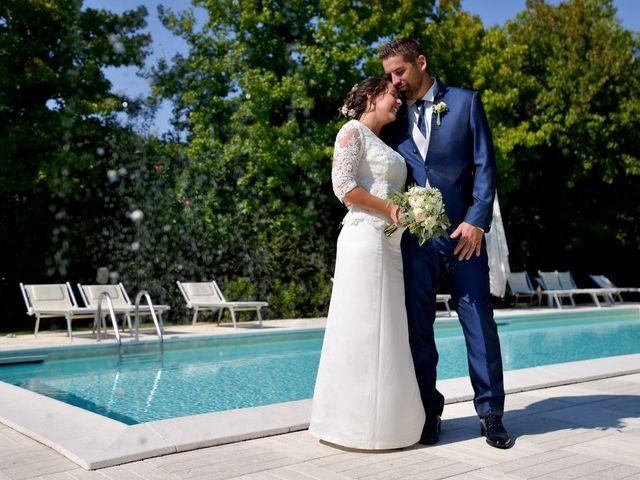 Il matrimonio di Stefano e Carlotta a Monastier di Treviso, Treviso 26