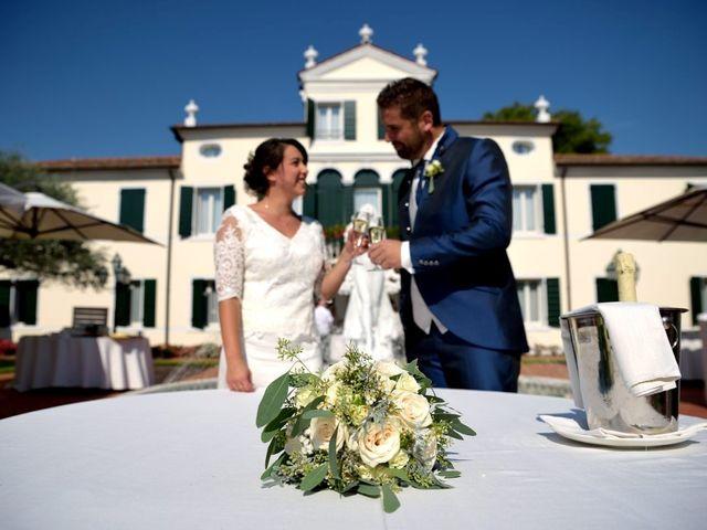 Il matrimonio di Stefano e Carlotta a Monastier di Treviso, Treviso 28