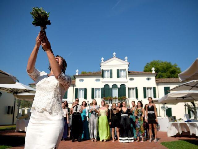 Il matrimonio di Stefano e Carlotta a Monastier di Treviso, Treviso 29
