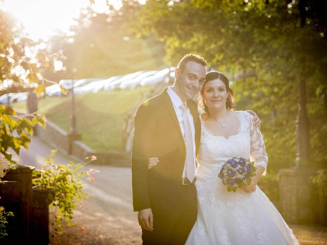 le nozze di Elisa e Gianmario