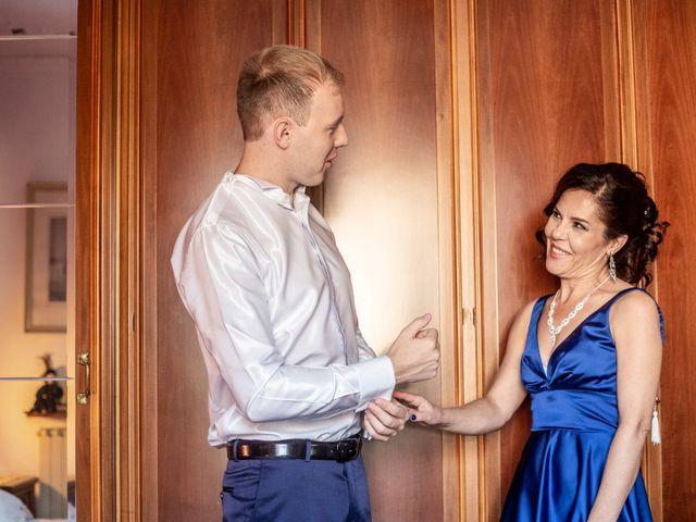 Il matrimonio di Camillo e Giada a Milano, Milano 3