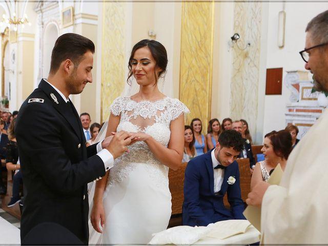 Il matrimonio di Sabatino e Katia a Trentola-Ducenta, Caserta 21