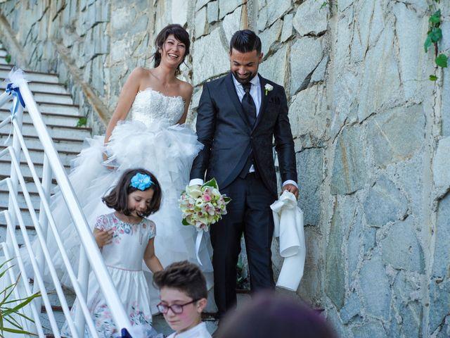 Il matrimonio di Pietro e Gaia a Cogoleto, Genova 4
