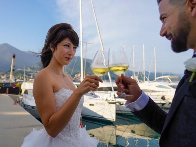 Il matrimonio di Pietro e Gaia a Cogoleto, Genova 16