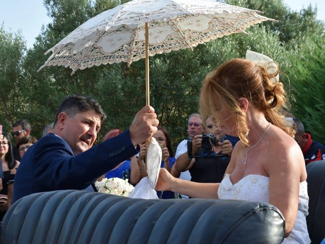 Il matrimonio di Marco e Tiziana a Dolianova, Cagliari 9